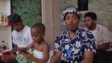 Boogie 'Let Me Rap' music video