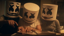 Marshmello 'Together' music video