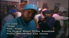 Ice Cube 'Friday' music video
