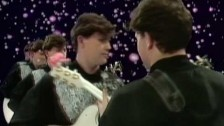 Simple Minds 'All The Things She Said' music video