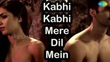 The Bartender 'Kabhi Kabhi' music video
