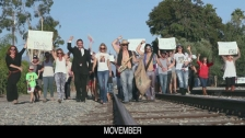 The Hot TomAli's 'Movember' music video