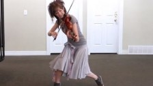 Lindsey Stirling 'Party Rock Anthem' music video