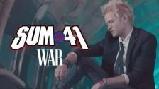 Sum 41 'War' music video