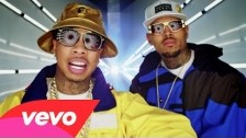 Chris Brown & Tyga 'Ayo' music video