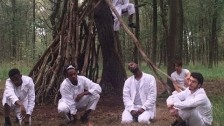 Black Marble 'Woods' music video