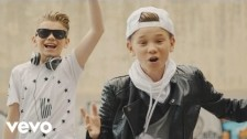 Marcus & Martinus 'Elektrisk' music video