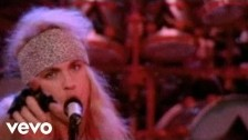 Poison 'Ride The Wind' music video