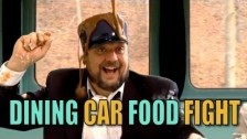 The Choo Choo Bob Show 'Dining Car Food Fight' music video
