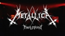Metallica 'ManUNkind' music video