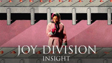 Joy Division 'Insight' music video