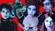 Ladies of Rap 'Tim Burton Hos' music video