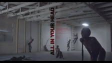 clipping. 'All In Your Head' music video