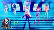Monster High 'Gaga For Ghouls' music video
