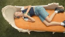 Claire Rosinkranz 'Backyard Boy' music video