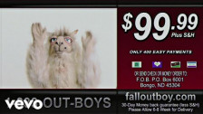 Fall Out Boy 'Wilson (Expensive Mistakes)' music video