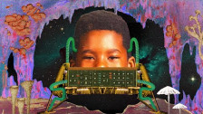 Flying Lotus 'Remind U' music video