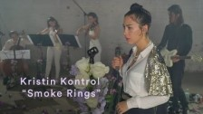 Kristin Kontrol 'Smoke Rings' music video