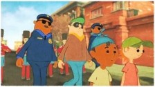 Paul Shaffer 'Happy Street' music video