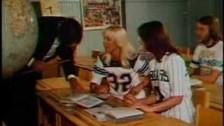 Abba 'When I Kissed the Teacher' music video