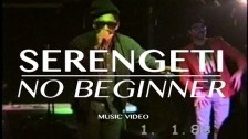 Serengeti 'No Beginner' music video