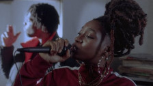 Little Simz '101 FM' music video