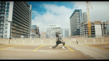 Devarrow 'Crashed Cars' music video