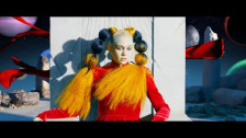 Grimes 'Delete Forever' music video