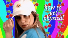 Magdalena Bay 'How to Get Physical' music video