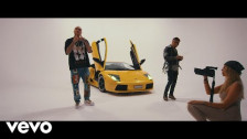 Guè Pequeno 'Lamborghini' music video