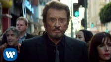 Johnny Hallyday 'Seul' music video