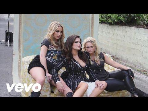 Hush hush pistol annies music video