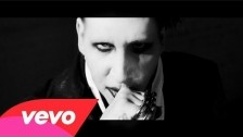 Marilyn Manson 'The Mephistopheles of Los Angeles' music video