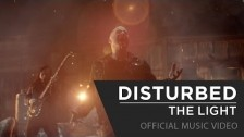 Disturbed 'The Light' music video