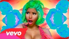 Nicki Minaj 'Starships' music video