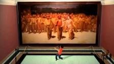 Caparezza 'La ghigliottina' music video