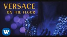 Bruno Mars 'Versace On The Floor' music video