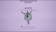 Bon Iver 'AUATC' music video