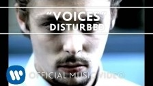 Disturbed 'Voices' music video