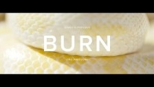 James Supercave 'Burn // No Pressure' music video