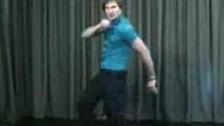 Moby 'Bodyrock' music video