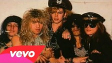 Guns N' Roses 'It's So Easy' music video