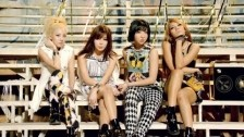 2NE1 'FALLING IN LOVE' music video
