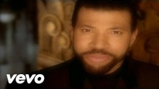 Lionel Richie 'Don't Wanna Lose You' music video