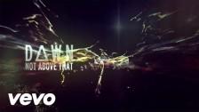 Dawn Richard 'Not Above That' music video
