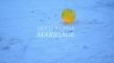 Gold Panda 'Marriage' Music Video