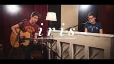 Alex Goot 'Iris' music video