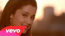 Ariana Grande 'Baby I' music video