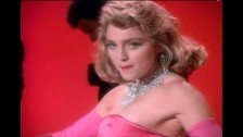 Madonna 'Material Girl' music video