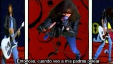 Ramones 'I Don´t Wanna Grow Up' music video